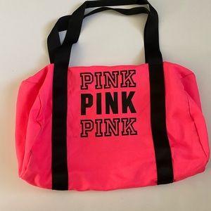 PINK Duffle Bag by Victoria Secret